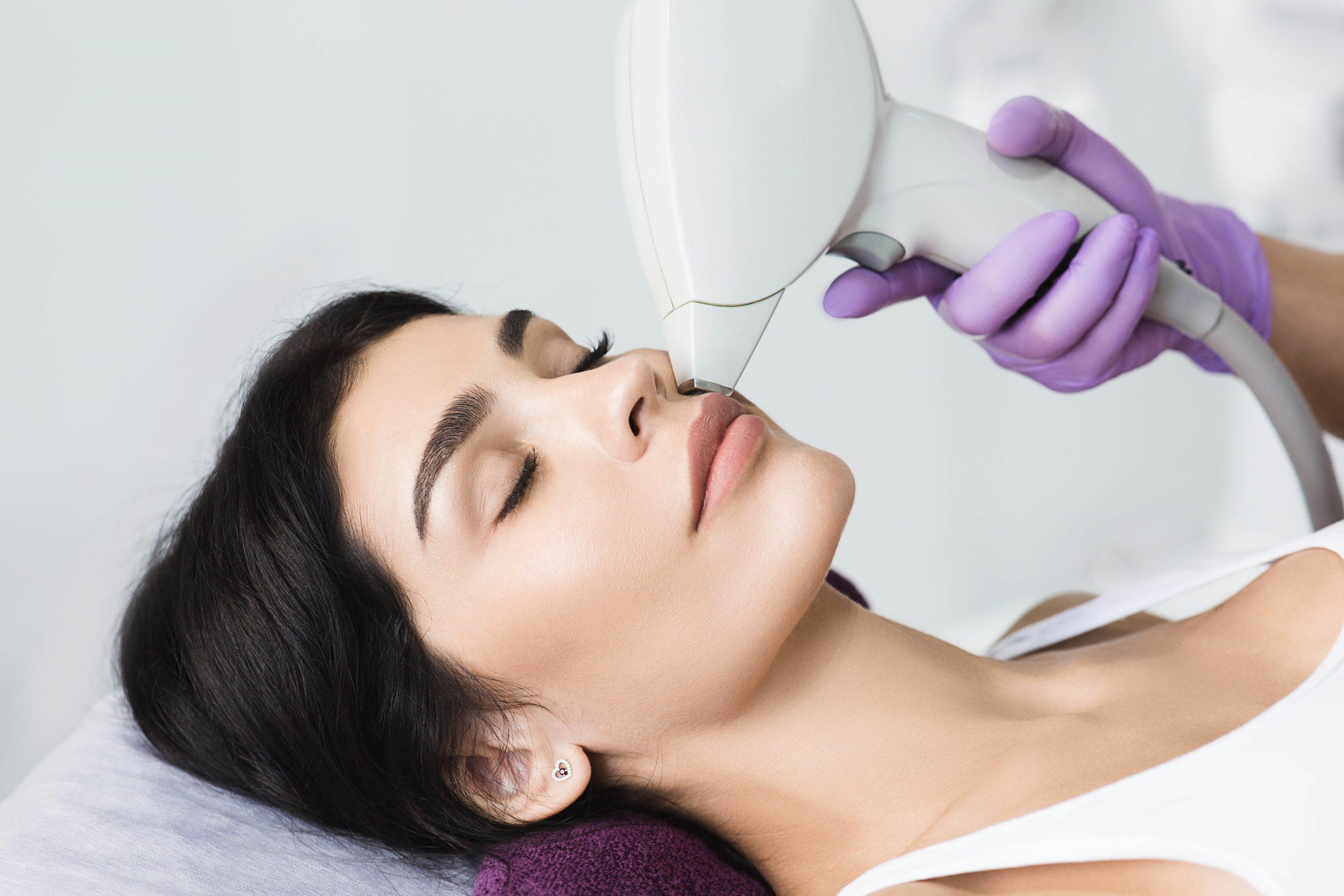 Behandeling Vasculaire Letsels en Couperose